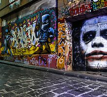 Joker by RDickens
