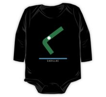 Station Cadillac One Piece - Long Sleeve