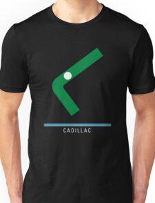 Station Cadillac Unisex T-Shirt