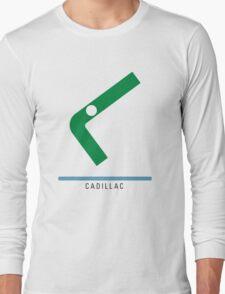 Station Cadillac Long Sleeve T-Shirt