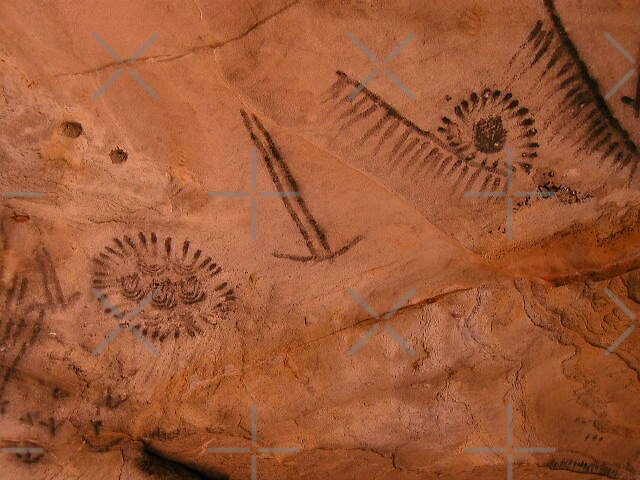 Pictographs by saqqaraart