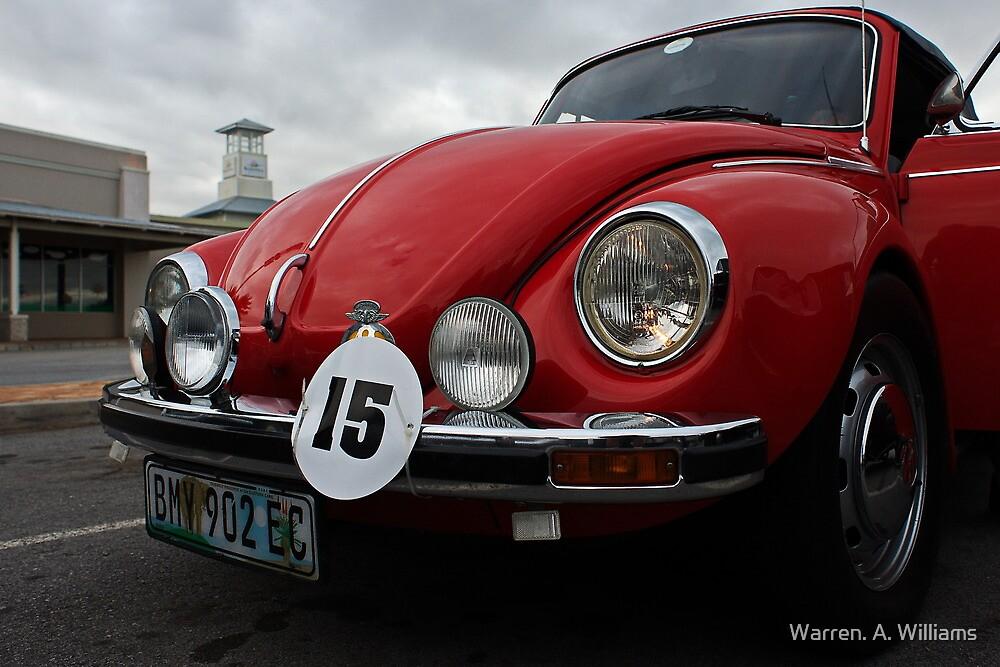 VW by Warren. A. Williams