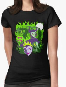 Wicked Ways Womens Fitted T-Shirt
