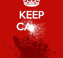 Keep Calm - Splat! by Styl0