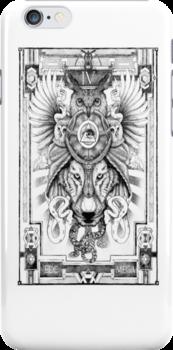 Illuminati Bird by mitchrose
