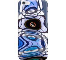 Native Blue iPhone Cover iPhone Case/Skin