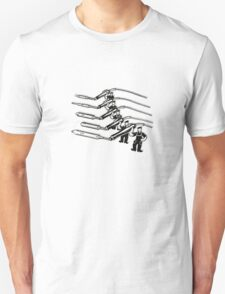 Soldering Irons #2 (Up Yours) T-Shirt