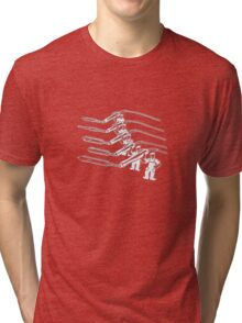 Soldering Irons #2 (Up Yours) Tri-blend T-Shirt