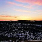 Plum Island, Sunset #3, January 2013 by jenjohnson1968
