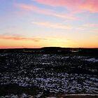Plum Island, Sunset #3, January 2013 by jenjohnson1968