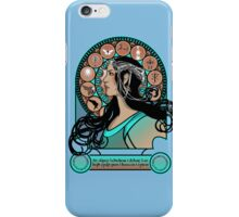 The Noble Lady iPhone Case/Skin