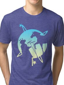 The Battle For Greendalia Tri-blend T-Shirt
