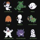 Guide to Ghosts by Vanilluxe