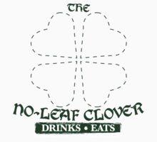 The No-Leaf Clover by MastoDonald