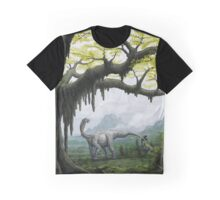 Realm of the Ancient Ginkgo Graphic T-Shirt