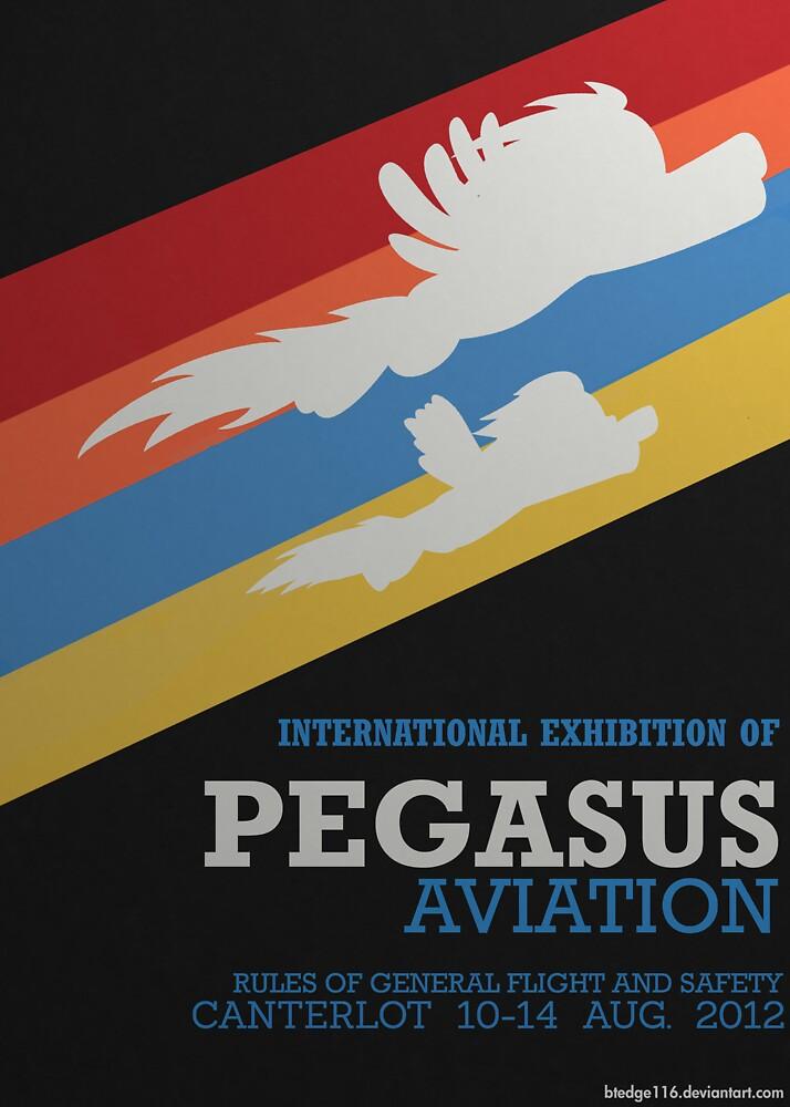 Pegasus Aviation Exhibition by Randall116