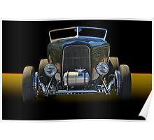 1932 Ford Roadster - Studio 1 Poster