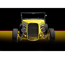 1930 Ford Model A Roadster Photographic Print