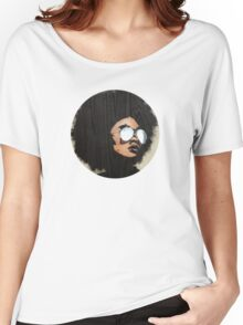 Venus Afro Women's Relaxed Fit T-Shirt