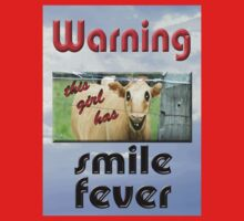 SMILE FEVER Baby Tee