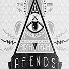 Afends Illuminati by mitchrose