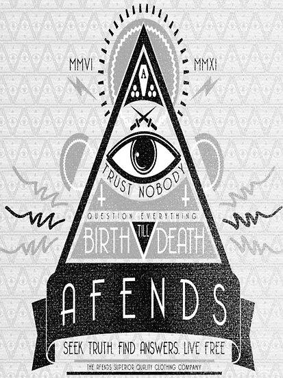 Afends Illuminati by mitchrose
