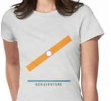 Station Bonaventure Womens Fitted T-Shirt