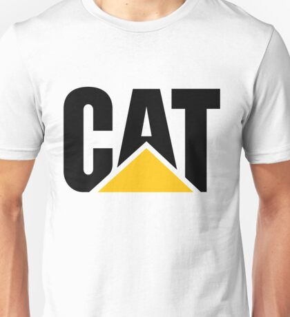 Caterpillar logo Unisex T-Shirt