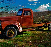 International Truck (1) by michaelasamples