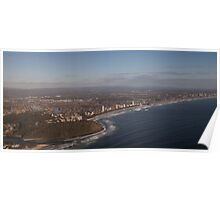 Burleigh From the air Poster