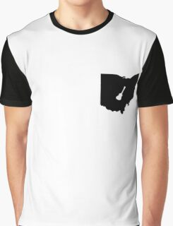 Ohio Ukulele Graphic T-Shirt