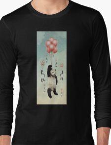 Pandaloons v2 Long Sleeve T-Shirt