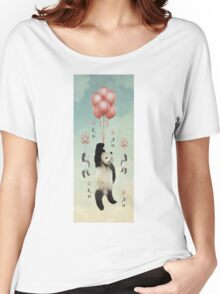 Pandaloons v2 Women's Relaxed Fit T-Shirt