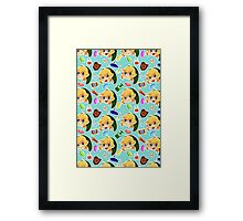 Its Dangerous To Go Alone Framed Print