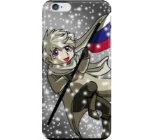 Falling Russia iPhone Case/Skin