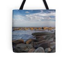 Rock Fishermen Tote Bag