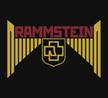 Rammstein Bars German Colors by nite