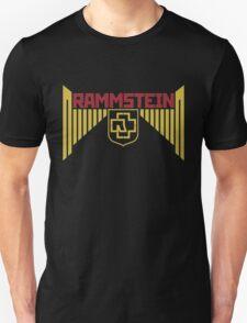 Rammstein Bars German Colors Unisex T-Shirt