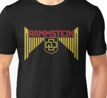 Rammstein Bars German Colors Unisex T-Shirt