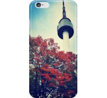 Seoul Tower iPhone Case/Skin