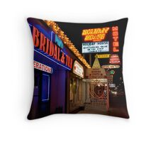 Vegas Bridal Throw Pillow