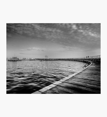 Lovely morning Photographic Print