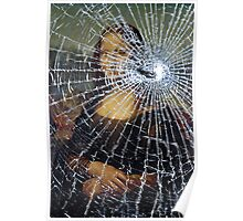 Mona Lisa Shattered Poster