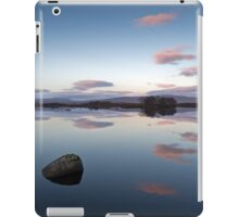 Rock and clouds Loch Ba iPad Case/Skin