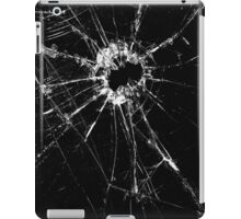 Broken Glass 1 iPad iPad Case/Skin