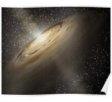 Star System Composite Photo Poster