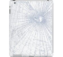 Broken Glass 2 iPad White iPad Case/Skin
