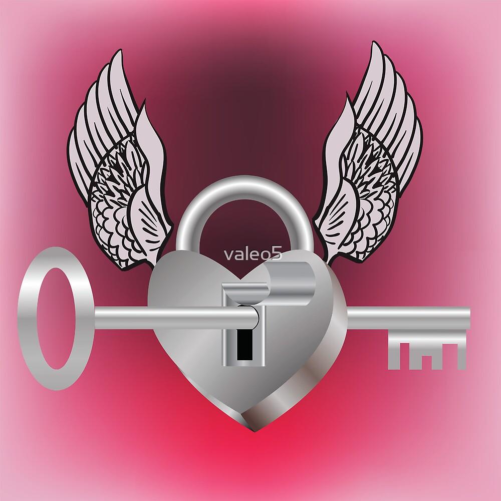 lock and key by valeo5