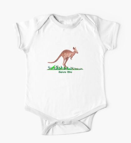 Save the Kangaroo Kids Clothes