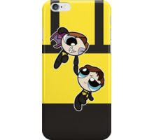 Puff Erik & Charles  iPhone Case/Skin